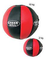 Мяч медбол Green Hill