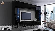 Кубика Гостиная вариант-2 1650х2490х350мм    Миро-Марк, фото 2