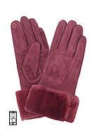 Перчатки Anjel 100002156115 для сенсорных экранов Бордовый (2156115)