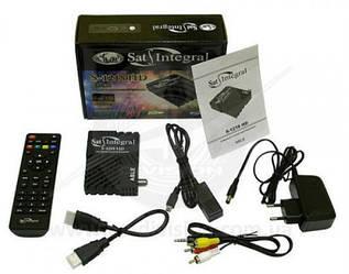 Sat-Integral S-1218 HD cпутниковый тюнер (прошитый)