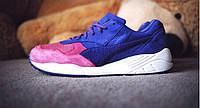 Женские кроссовки Puma XS 850 blue-pink, фото 1