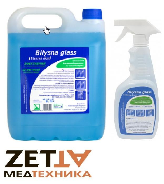 Средство для мытья стекол 5 л, 750 мл Білизна скло Лизоформ в Днепре