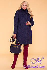 Зимнее пальто большого размера (р. XL, XXL, XXXL) арт. Фортуна донна 3526 - 38086