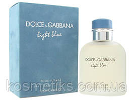 Мужские - D&G Light Blue Pour Homme (edt 125ml)