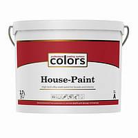 Colors House-Paint 2,7 л високотехнологічна універсальна фарба