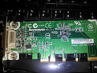 Адаптер LENOVO DVI-D Connection Adapter Full Height Card