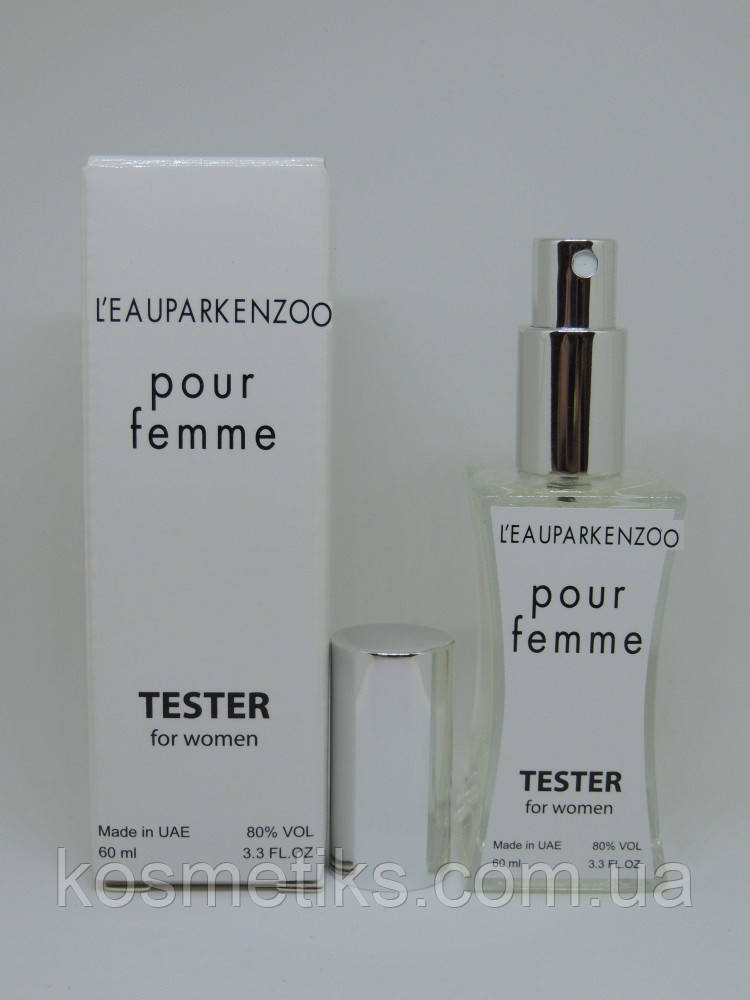Женские духи Тестер - Kкеenzo L'eau par Keеnzo - 60 мл