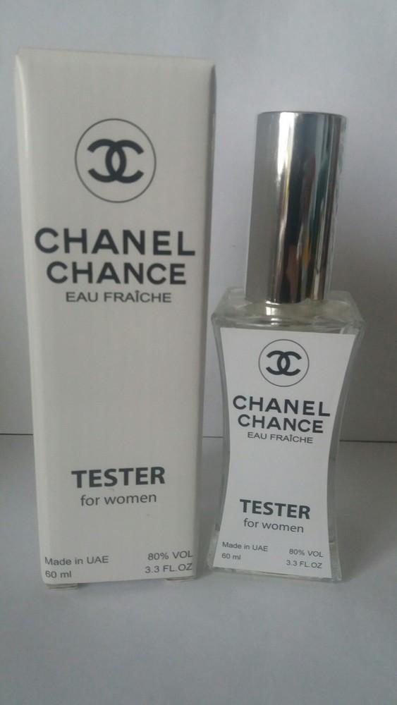 Женские духи Тестер - Chanel Chance Eau Fraiche - 60 мл