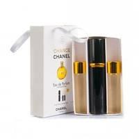 Набор с феромонами - Chanel Chance (3×15 ml)