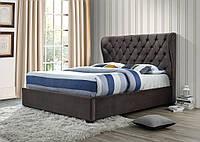 Кровать с подъемным механизмом Империя ТК Темный мокко (Domini ТМ)
