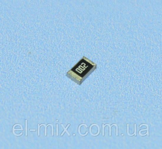 Резистор  smd  0805  160 Om (5%)