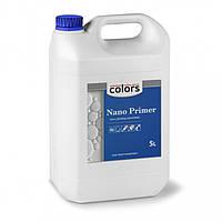 Colors Nano Primer 5 л грунт глубокого проникновения с нано-частицами