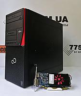 Компьютер Fujitsu P720 (Tower), Intel Pentium G3230 3GHz, RAM 6ГБ, HDD 320ГБ, HD 7570 1ГБ, фото 1