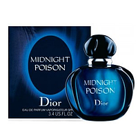 Женская парфюмированная вода Christian Dior Midnight Poison (чувственный, роскошный и пьянящий аромат) AAT