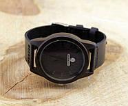 Деревянные наручные часы SkinWood Black, фото 3