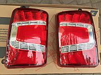 Светодиодные LED задние фонари ТЮН-АВТО на ЛАДА НИВА 21213, 21214, 2131