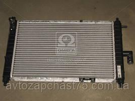 Радиатор водяного охлаждения DAEWOO MATIZ  производство Nissens