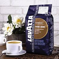 Кофе в зернах - Lavazza Espresso Crema e Aroma Blue - 1 кг
