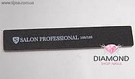 Пилка Salon Professional onyx series 100/100 , Широкая