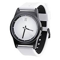 """Часы """"6 секунд"""" White  (белый силиконовый ремешок)"""