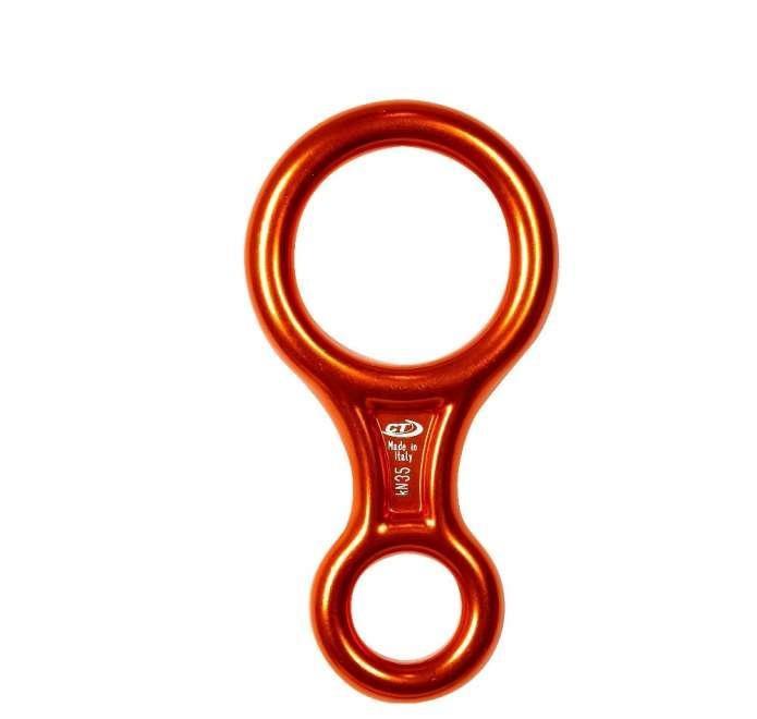 Пристрій для страховки та спуску Climbing Technology Otto big