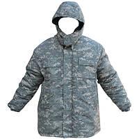 Зимняя куртка НАТО ACU на синтепоне, фото 1