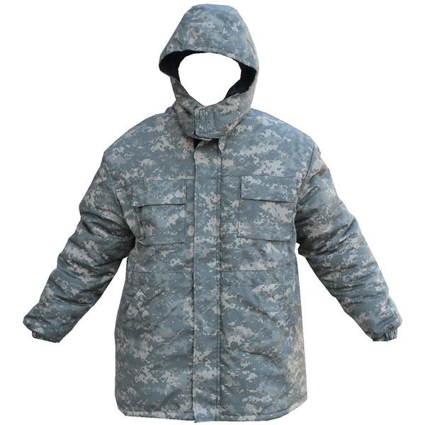 Зимняя куртка НАТО ACU на синтепоне - Интернет-магазин