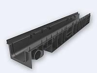 Лоток водоотводный пластиковый 100.95 h115 мм Medium