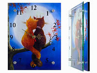 Часы настенные Романтика