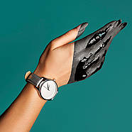 """Часы наручные """"Минимализм"""" (металлик-серебро), фото 4"""