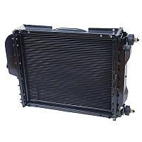 Радиатор водяного охлаждения МТЗ с двигателя Д-240 (4-х рядный) медный (70У.1301.010-01С)