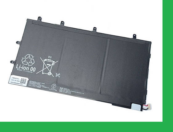 Sony Xperia Tablet Z, LIS3096ERPC, Tablet Z1, SGP311, SGP312, SGP321, SGP351 Аккумулятор, фото 2