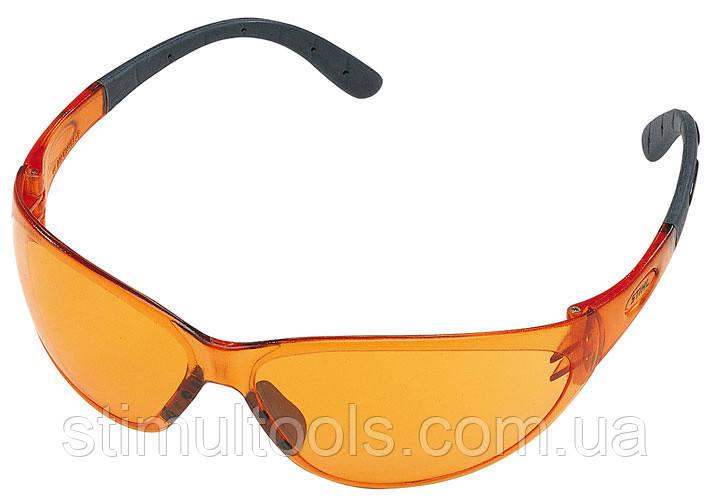 Захисні окуляри Stihl CONTRAST, помаранчеві