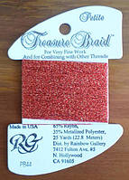 Нить TREASURE Braid Rainbow Gallery