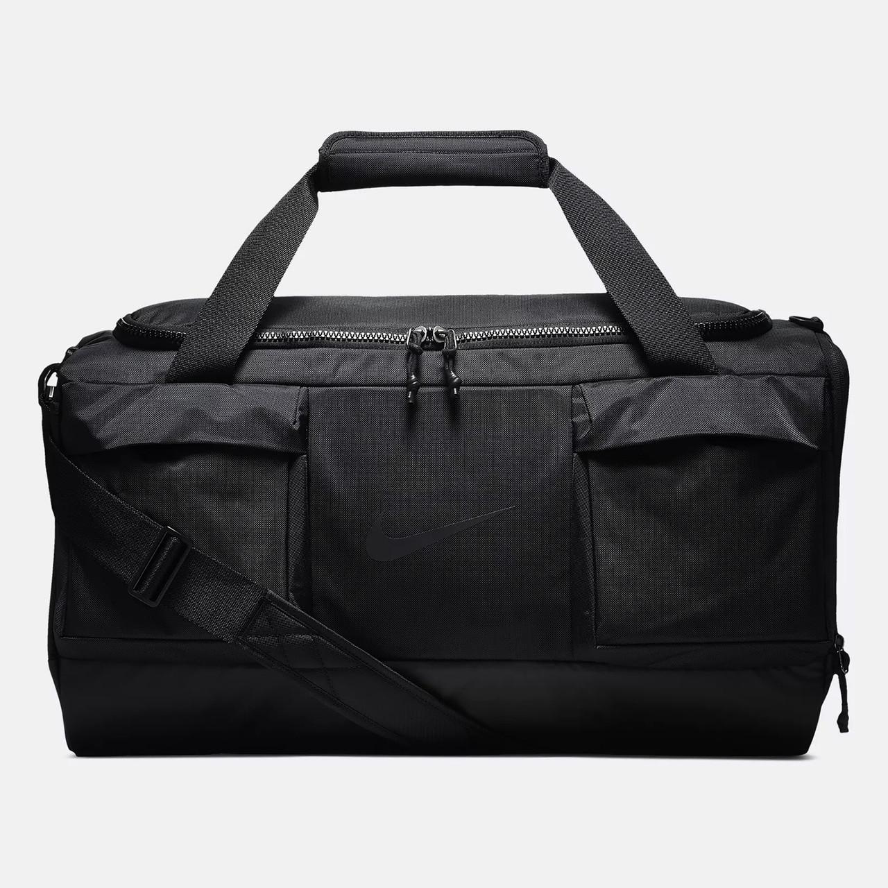 Сумка спортивная Nike Vapor Power Men's Training Duffel Bag Medium BA5542-010 Черный (882801427527)