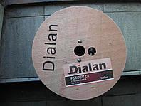 Коаксиальный кабель Dialan F660BV Cu 1.02 мм 75 Ом 305 м чёрный