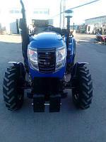 Трактор с доставкой DW 404AD (40 л.с., 4х4, 4 цил, двухдисковое сцепление)