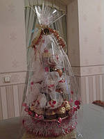 Красивая сувенирная новогодняя елка