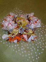 Новогодние башмачки с конфетами