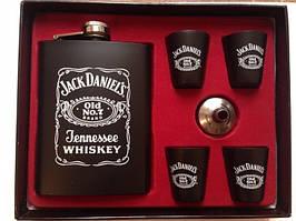 Подарочный набор Фляга Jack Daniels Black