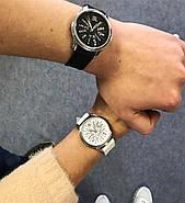 """Часы наручные """"Letters style"""" (белый), фото 5"""