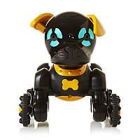 WowWee маленький щеня Чіп чорний W2804/3819