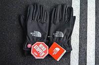 Зимние перчатки в стиле THE NORTH FACE