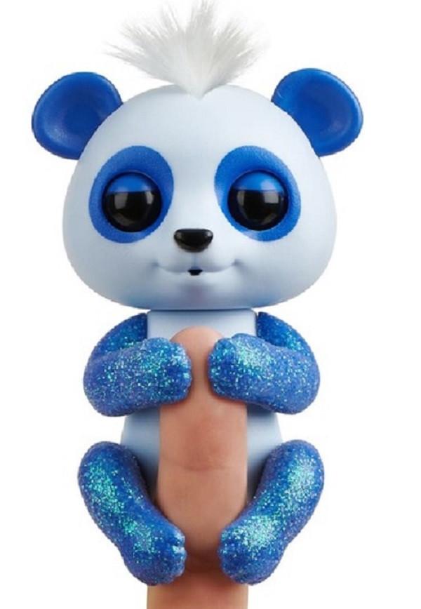 Панда Арчи интерактивная (синяя) Fingerlings W3560/3563