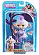 Интерактивная гламурная ручная обезьянка (фиолетовая) Кики W3760/3762, фото 3