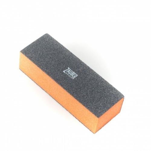 Баф-пилка для ногтей 3-х сторонняя Zauber арт.03-033