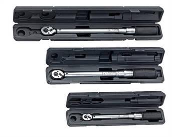 """Дінамометричний ключ з  реверсною тріскачкою 1/2"""" 40-200 NM HEYTEC Німеччина"""