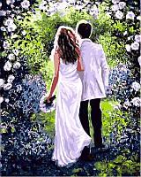 Раскраска по номерам Вечер любви худ Риос Сьюзан (VP372) 40х50 см