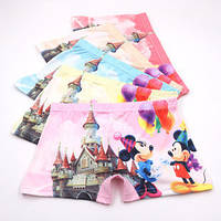 Трусики шортики для девочек Микки и Минни Mickey and Minnie