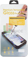 Защитное стекло для Huawei Honor 6C Pro, 3D на весь дисплей, белое